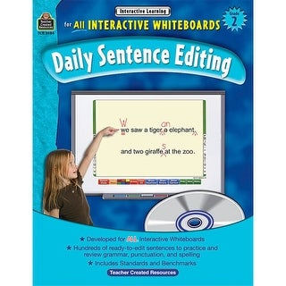 Interactive Learning: Daily Sentence Editing - Grade 2