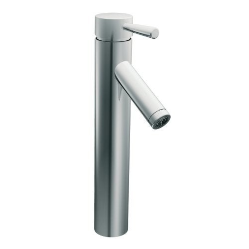 Brand Names Of Bathroom Faucets: Shop Moen 6111 Level 1 Vessel Bathroom Sink Faucet, Chrome