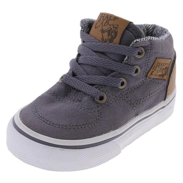 ab231de495 Shop Vans Half Cab Skateboarding Shoes Canvas Youth - 5 medium (d ...