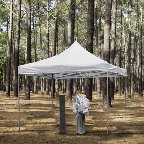 Zenova 10x10 Outdoor Patio Canopy Tent No Enclosure. Opens flyout.