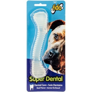 Super Dental Bone - Medium-Clear