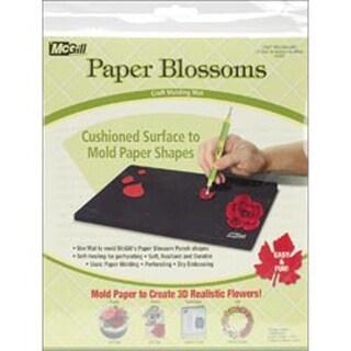 "8.3""X5.8"" - Paper Blossoms Molding Mat"