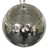 "Eliminator(R) Lighting EM16 Mirror Disco Ball (16"")"