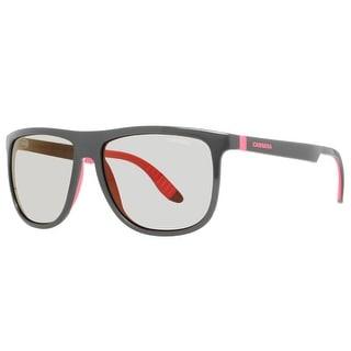 CARRERA Square 5003/SP Unisex 268/CT Gray/Red Copper Sunglasses - 58mm-16mm-140mm