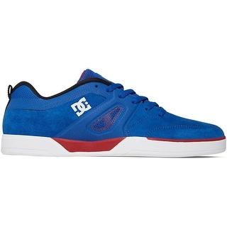 DC Shoes Mens Dc Shoes Matt Miller S - Skate Shoes - Men - Us 11.5 - Blue Bright Blue Us 11.5 / Uk 10.5 / Eu 44 - Bright Blue