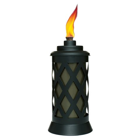 """Tiki 1116003 Urban Metal Table Torch, 9"""""""