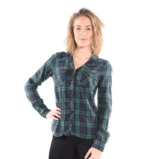 Charlotte Blouse In Green