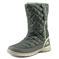 The North Face Thermoball Microbaffle Bootie II Women  Gray Winter Boot