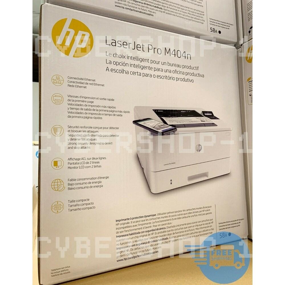 HP LaserJet Pro M404n Printer (W1A52A)