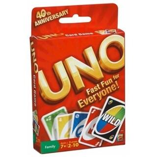 Mattel Sales Corp 42003 Mattel Sales Corp 42003 Uno Card Game