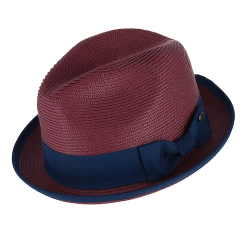 402927d0b Buy Fedora Men's Hats Online at Overstock | Our Best Hats Deals