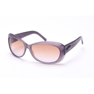 Gucci Women's Oval Framed Sunglasses 2933/S Purple - Small