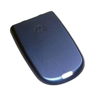 OEM Motorola V400 V500 Battery Door SHN8499 (Cosmic Blue)