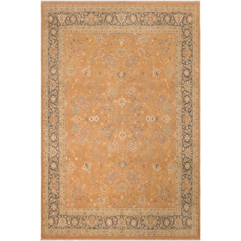 """Bohemien Ziegler Althea Hand Knotted Area Rug -8'0"""" x 9'8"""" - 8 ft. 0 in. X 9 ft. 8 in."""