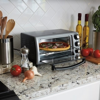 Link to Hamilton Beach 4-slice Toaster Oven Similar Items in Kitchen Appliances
