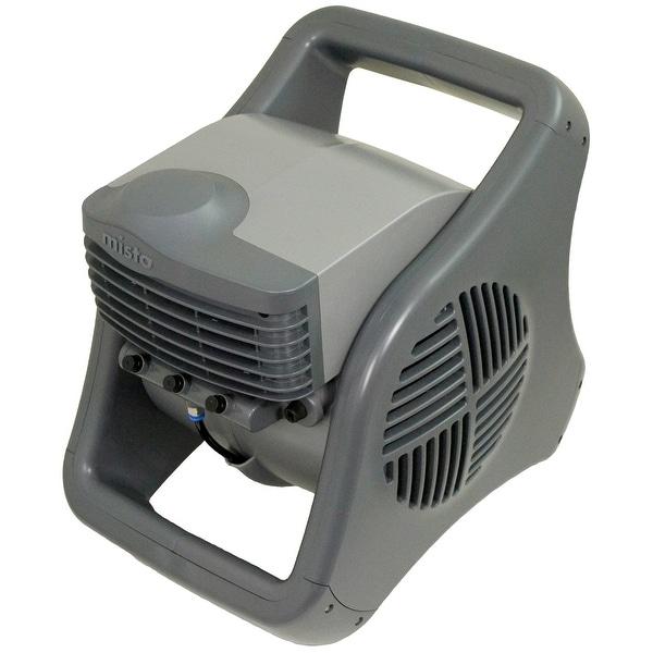 Lasko 7050 3 Speed Outdoor Misting Fan - gray