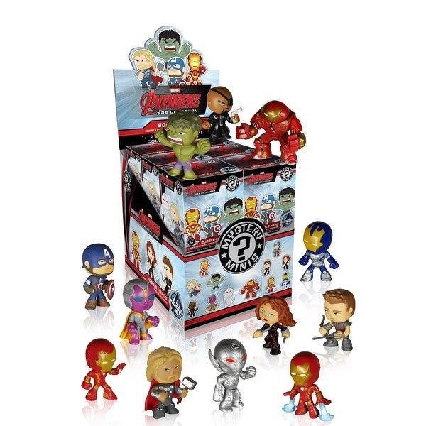 Avengers Age of Ultron Funko Mystery Minis Blind Boxed Mini Figure - multi