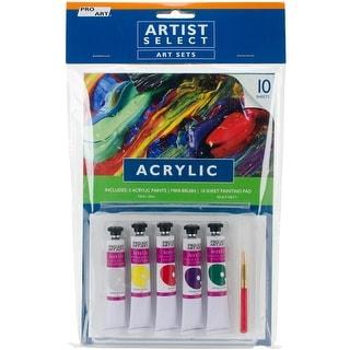 Pro Art Acrylic Paint Set-7pcs