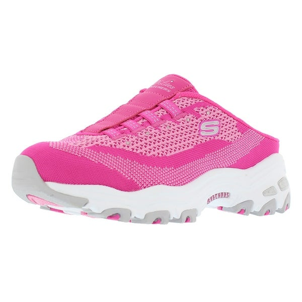 Shop Skechers D'Lites Slip On Mule Athletic Women's Shoes
