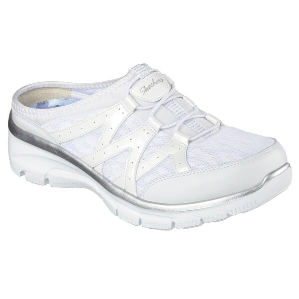 Easy Going Repute Mule, White