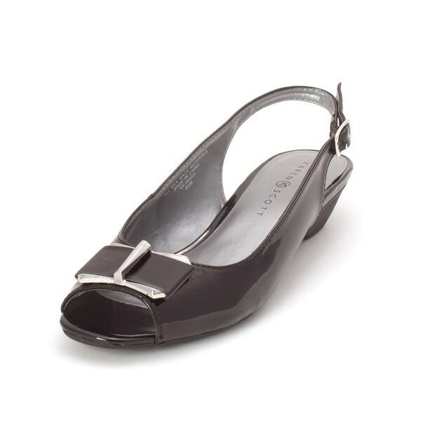 89b9609cb25 Shop Karen Scott Womens Ingaa Open Toe Casual Slingback Sandals ...