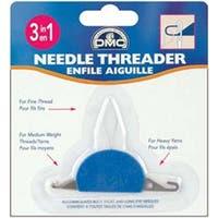 - 3-In-1 Needle Threader