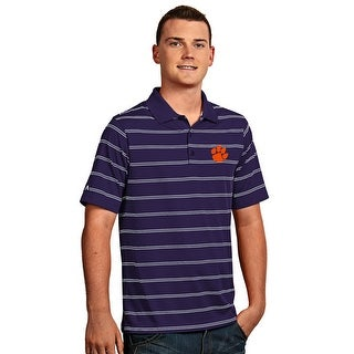 Clemson University Men's Deluxe Polo Shirt