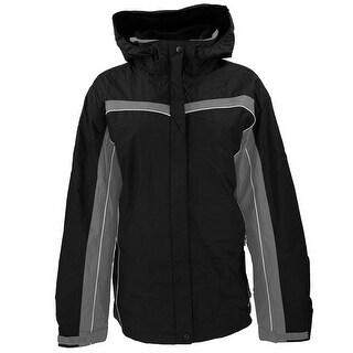 Columbia Women's Arctic Trellis Jacket Black XL