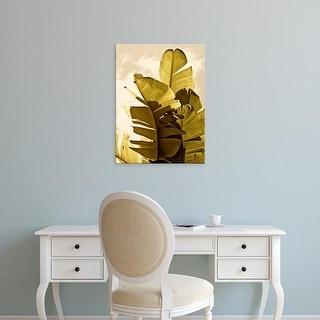 Easy Art Prints Rachel Perry's 'Palm Fronds IV' Premium Canvas Art