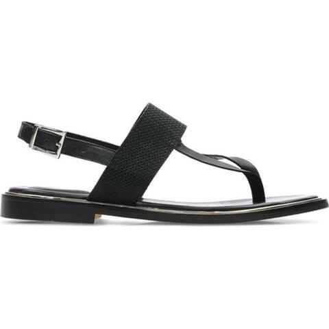 8eccb5e1c839 Buy Flat Clarks Women s Sandals Online at Overstock