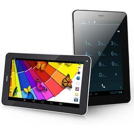 Indigi® Dual-Core 7.0inch Android 4.2 JellyBean 2-in-1 SmartPhone + TabletPC w/ Dual-Cameras + WiFi + Bluetooth Sync