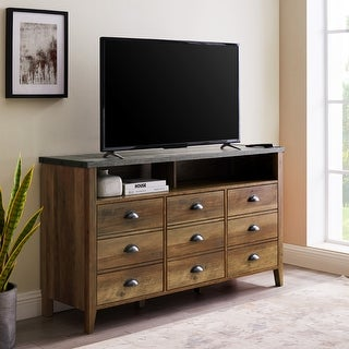 Link to The Gray Barn 52-inch 3-Door TV Console Similar Items in TV Consoles