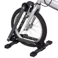 Costway Bike Bicycle Floor Parking Storage Stand Rack Folding Holder