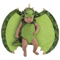 Darling Dragon Swaddle Wings