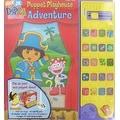 Nick Jr. Dora the Explorer Puppet Theater Book - Thumbnail 0