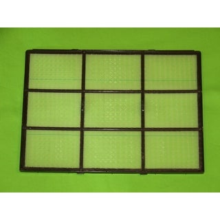 OEM Delonghi Air Conditioner Filter Originally Shipped With: PACAN125HPEKC1A, PACAN125HPEKC3A