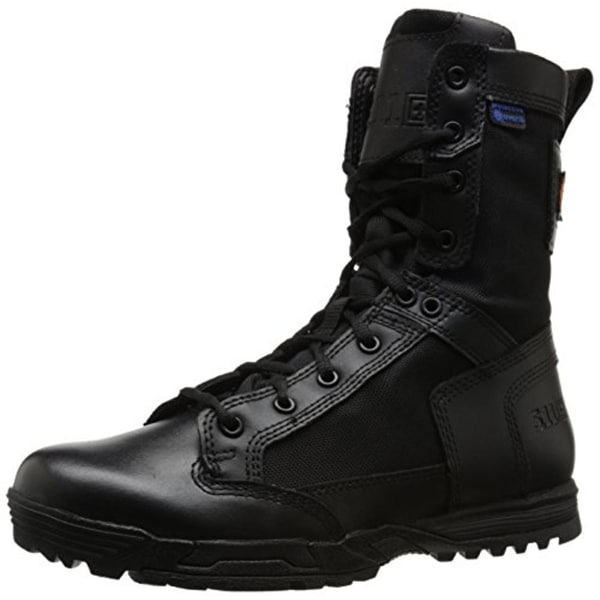5.11 Mens Skyweight Tactical Boots Leather Waterproof - 15 medium (d)