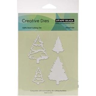 Evergreen Tree - Penny Black Creative Dies