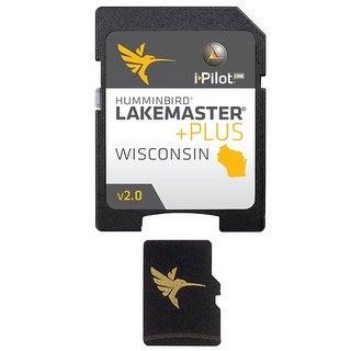 Humminbird LakeMaster Wisconsin PLUS - Version 2.0 Version 2.0 Map
