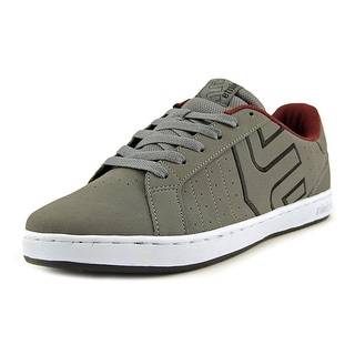 Etnies Fader LS Men Round Toe Leather Skate Shoe