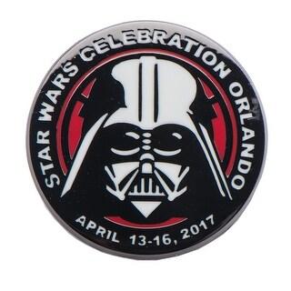Star Wars Darth Vader Celebration 2017 Orlando Pin, Toynk Exclusive - multi