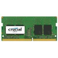 Crucial  8 GB DDR4 2400 PC4 192000 260p Memory RAM SODIMM DDR4