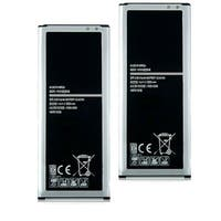 Replacement Samsung Galaxy Note 4 Battery - 3220mAh (2 Pack)