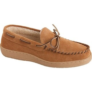 L.B. Evans Men's Hideaways Morgan Tan Suede