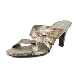 Aerosoles Miswrote Women Open Toe Synthetic Slides Sandal