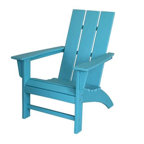 Jorge Poly/Resin Morden Adirondack Chair
