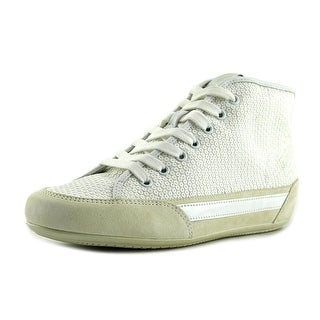 Hogan H207 Polacco Round Toe Leather Sneakers