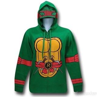 I Am Raphael Teenage Mutant Ninja Turtles Zip Up Hoodie