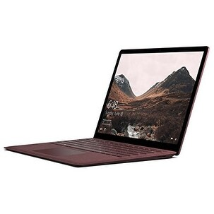 Microsoft Surface Laptop (Intel Core i5, 8GB RAM, 256GB) - Burgundy