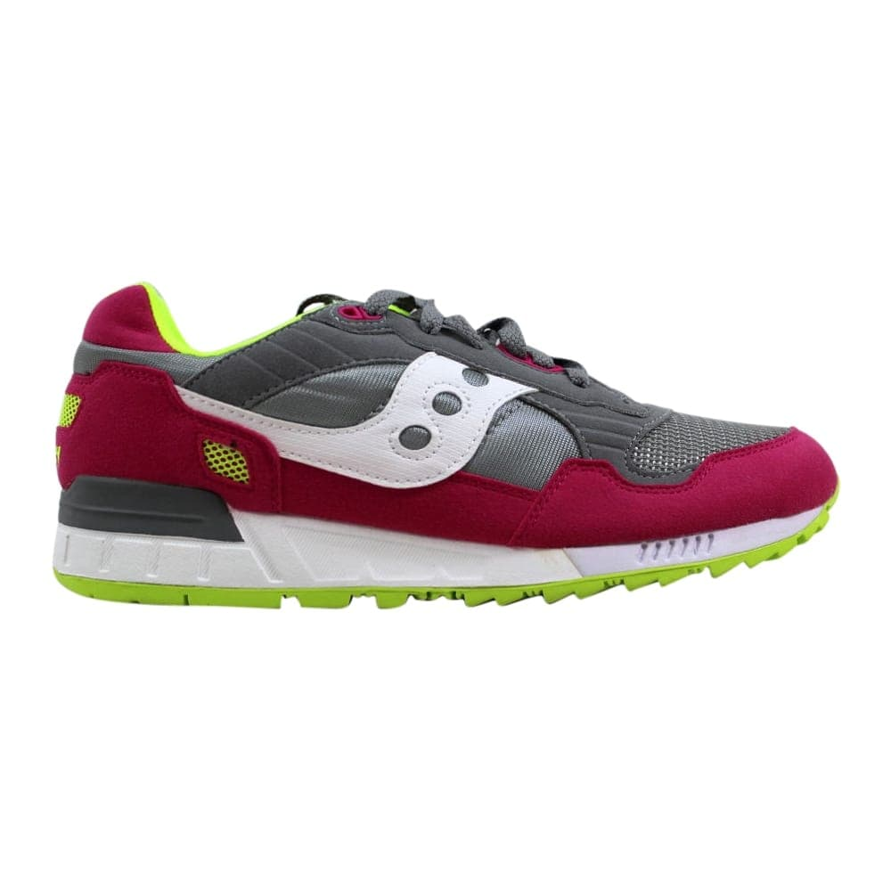 the best attitude cd74b 7a70e Saucony Women's Shadow 5000 Grey/Pink S60033-67 Size 12
